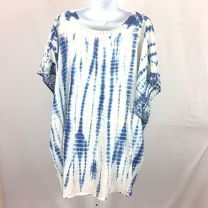 Out From Under Tops - Out From Under Anthro Shirt Oversized Tunic XS/S
